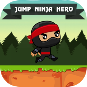 Jump Ninja Hero ⁂